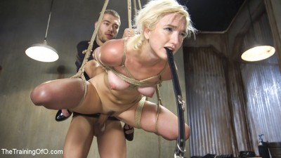Slave Training of Eliza Jane