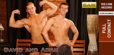WHiggins - Adam and David - Full Contact - 27-04-2013