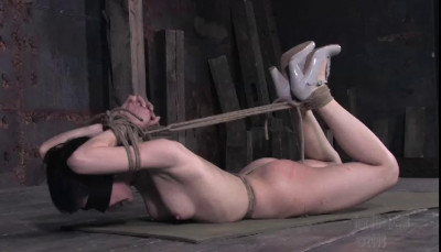 Hardtied - Extreme Rope Bondage Video 4
