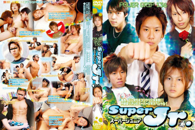 Power Grip 136 - Super Jr - Best Gays HD