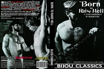 Born to Raise Hell (1974) DVDRip