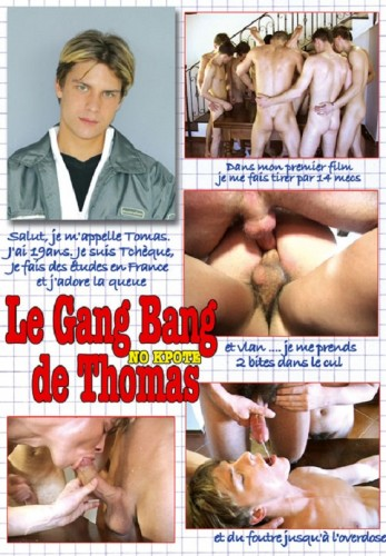 Le Gang Bang de Thomas (2008/DVDRip)