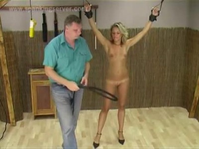 Spanking Video Production part 2