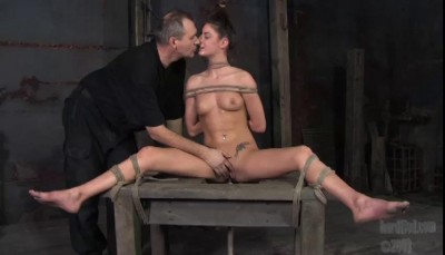 Taylor Mae will explore some of hardtied bdsm PDs darker needs. she might have spirit