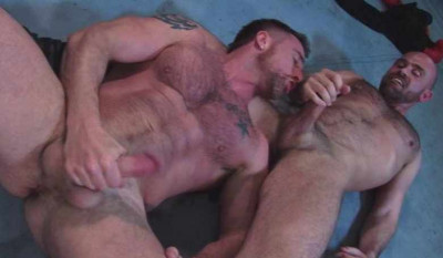 Hardcore Anal With Bulging Boxers