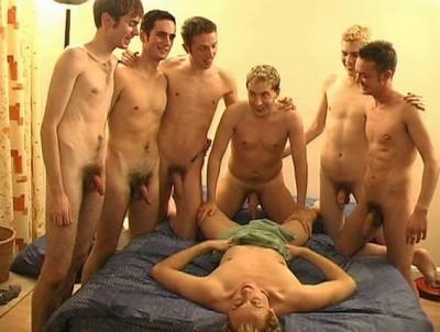 London Boy Orgy