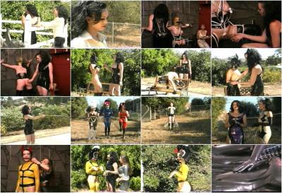 Ivy Manor 6 – Pony Girls In Training
