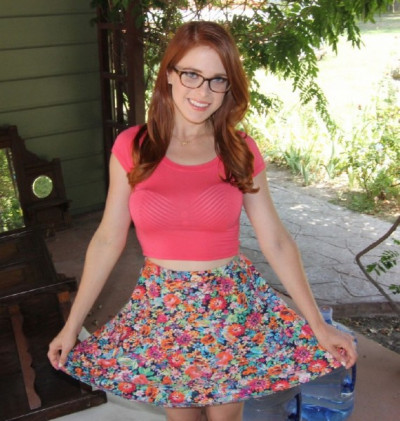 Penny Pax - Redhead smashed by black cock HD 720p