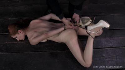 Infernalrestraints – Nov 01, 2013 – For Bondage's Sake – Calico – Cyd Black