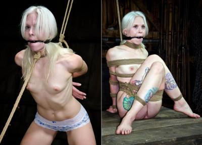 Royal orgasm for blondes