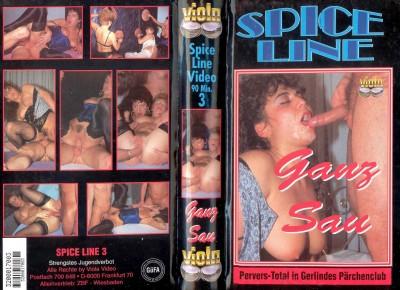 Viola Spice Line #3 Ganz Sau