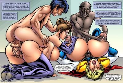Super Heroine Comix