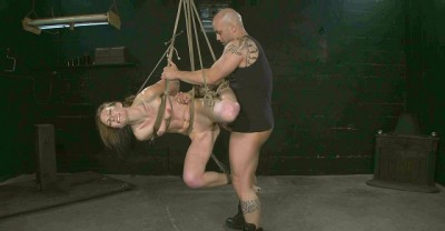 Sexy bdsm slave training