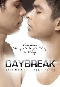 Daybreak (2008) , Philippines , gay themed movie