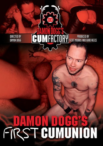 Damon Doggs First Cumunion - giant twink penis.