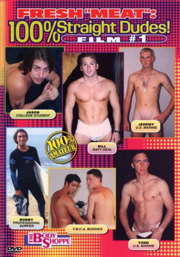 Fresh meat 100 percent straight dudes Film 1