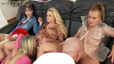 Pretty In Pastel Piss And Swap Freaks Get Their Holes And Clothes Soaked