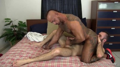 Bo Barebacks and Breeds Ethan Palmer