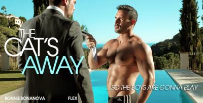 Men At Play - The Cat's Away - Flex Xtremmo & Ronnie Bonanova