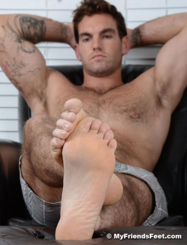 MyFriendsFeet - Chase LaChance Tickled Naked