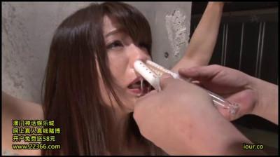 Iron Crimson 8 Kasumi Hateho