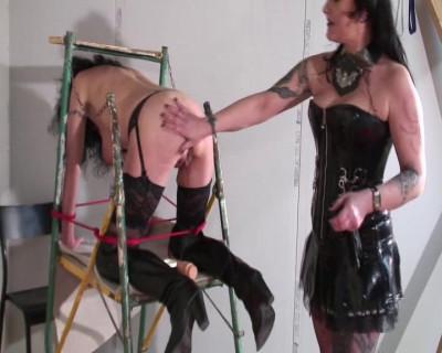 [Telsev] maitresse sessylia & ses martyres Scene #1