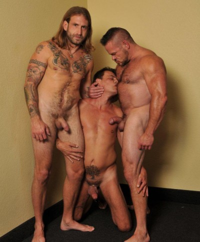 Ray Boy, Peter Axel, Greg York