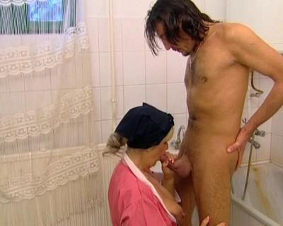 Granny gone wild