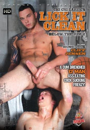 Lick It Clean Below the Rim 2