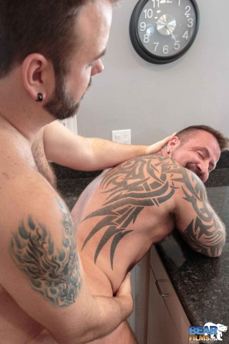 BearFilms - Marc Angelo and Aiden Storm