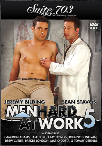 Men Hard at Work Volume 5