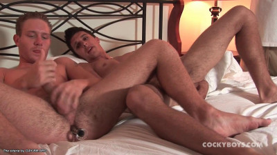 CockyBoys - Eric Fucks Jarred
