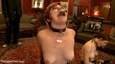 Kink: The Upper Floor - Iona Grace, Krysta Kaos, Lilla Katt, Skin Diamond - Service Session