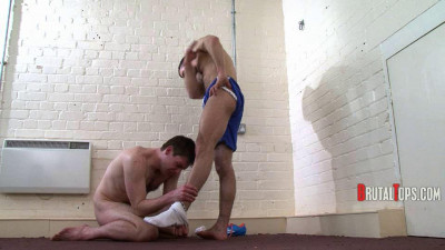 Get Your Tongue Up My Sweaty Arsehole!