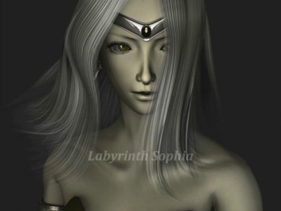 (3D Video) Labyrinth Sophia