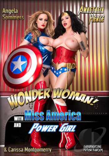 Wonder Woman: With Miss America And Power Girl