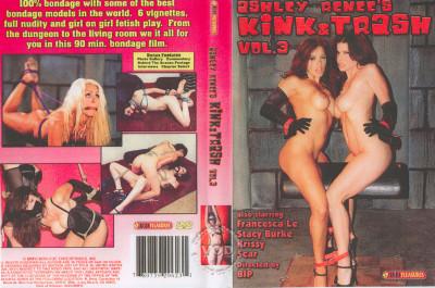Ashley Renee's Kink & Trash Vol. 3 (Francesca Le, Stacy Burke, Scar, Krissy Kage)