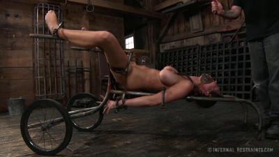 IR – Basket Of Flesh (Filthy Anal Slut) – Rain DeGrey – Aug 2, 2013 – HD