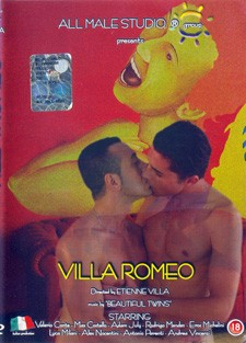 [All Male Studio] Villa Romeo Scene #4