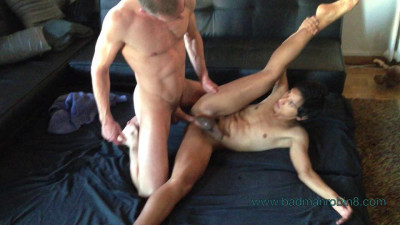 Impaling And Breeding A 19yo Latino Twink Bareback