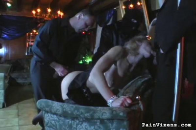 PainVixens Bondage Barmaid Treat