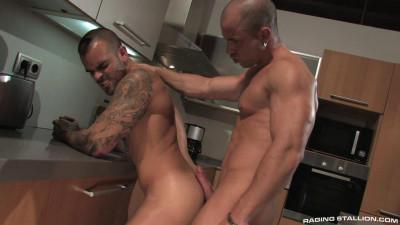 Sexo en Barcelona - Part 1, sc 02 - Damien Crosse and  Antonio Aguilera