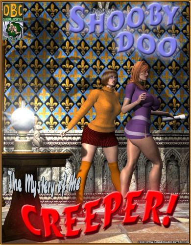 DangerBabeCentral Shooby Doo The Mystery Of The Creeper 1