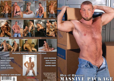 Men of Massive Studio Volume 18
