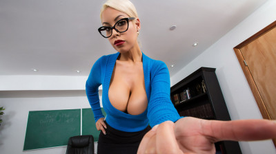 Teacher's Tits Are Distracting - 16.03.2017