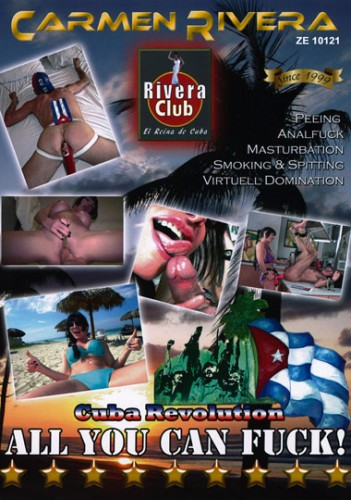 Cuba Revolution: All You Can Fuck