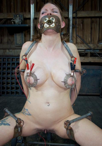 Excellent tits in BDSM