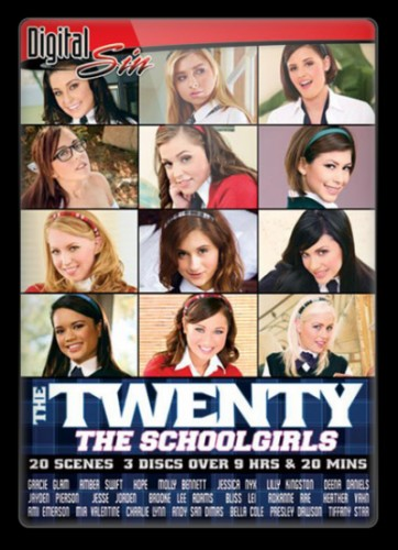 Twenty Schoolgirls