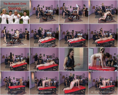 Caned4Cash – The Budapest Girls