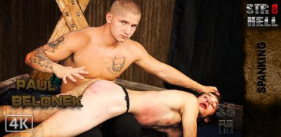 STR8Hell — Paul Belonek — Spanking